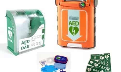 defibrillatore condominio
