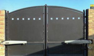 cancello automatico certificato