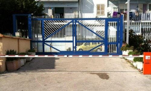 certificato cancello automatico